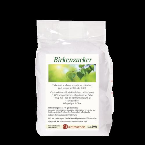 Birkenzucker, 500 g