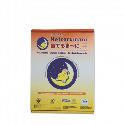 Netterumani Vitalpflaster, 30 Stück