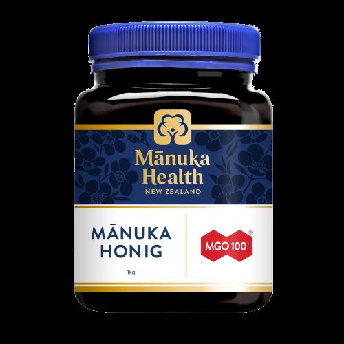 Manuka Honig MGO 100+, 1 kg