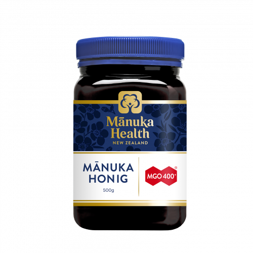 Manuka Honig MGO 400+, 500 g