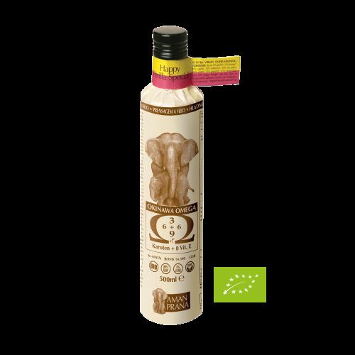 Amanprana Happy Perilla Spezial-Öl, BIO, 500 ml