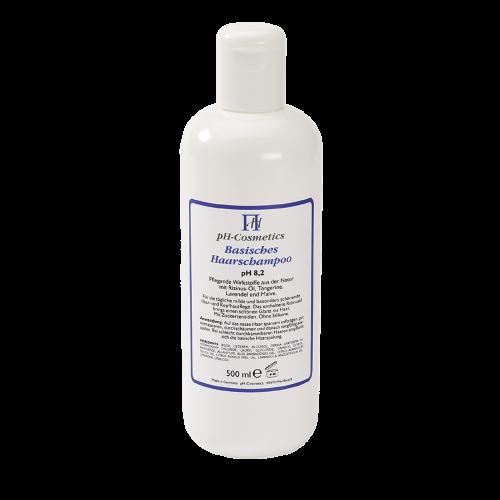 pH-Cosmetics Basisches Shampoo, pH 8.2, 500 ml