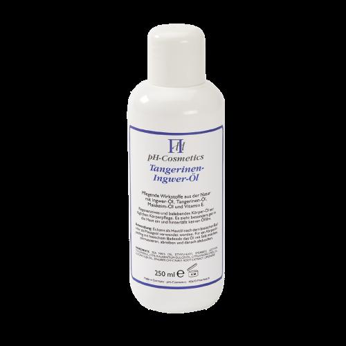 pH-Cosmetics Tangerinen-Ingwer-Öl, 250 ml