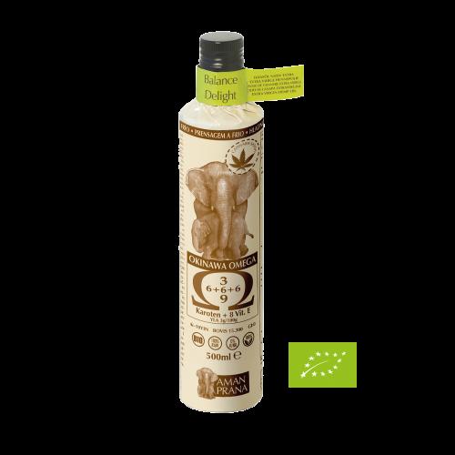 Amanprana Balance Delight-Öl, BIO, 500 ml