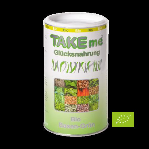 TAKEme Bio Basen-Grün