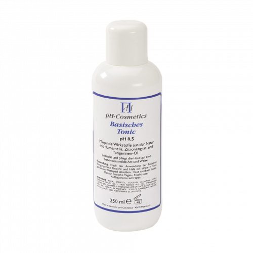 Basisches Tonic, pH 8.5, 250 ml